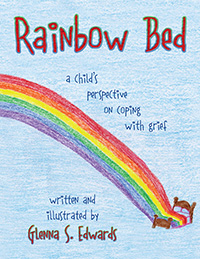 Rainbow Bed Book Cover