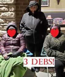 3 Debs
